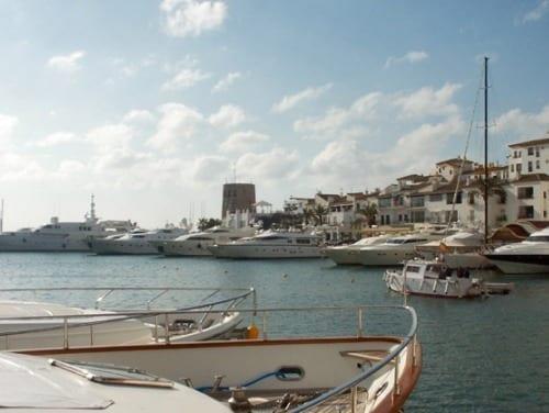 Puerto en Marbella