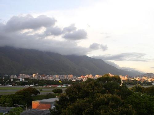 Paisajes en Caracas