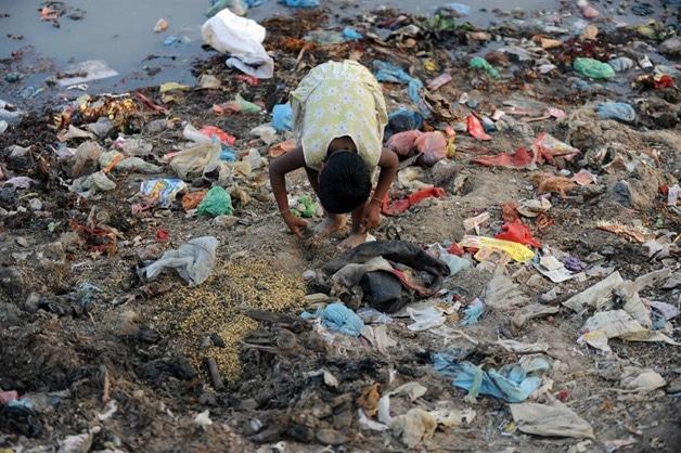 Contaminacion en India