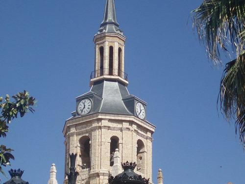 Iglesia en Manzanares
