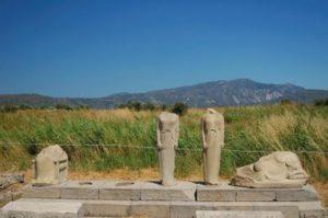 Templo de Hera en Samos