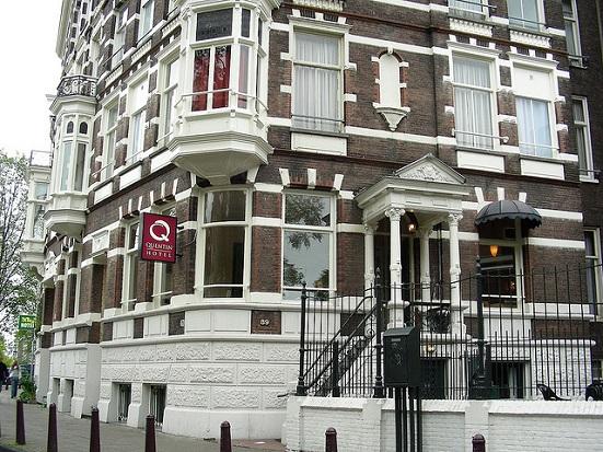 hoteles cerca a heineken experience