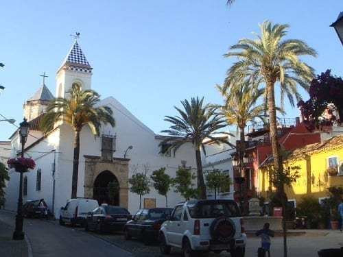 Plaza de Marbella