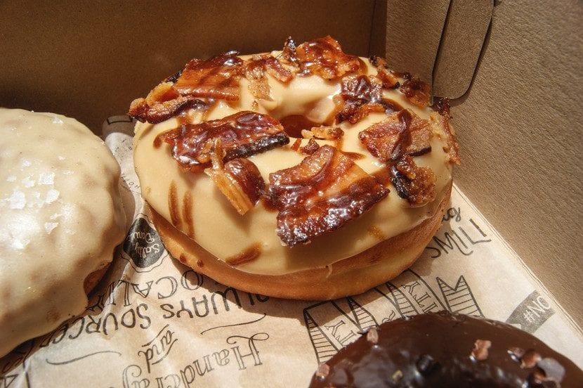 donut Bacon