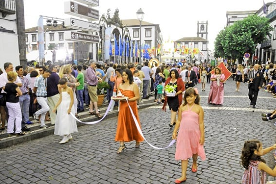festivales Azores
