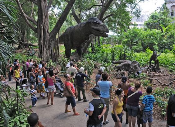 parques Cuba