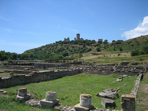Ruinas de Velia