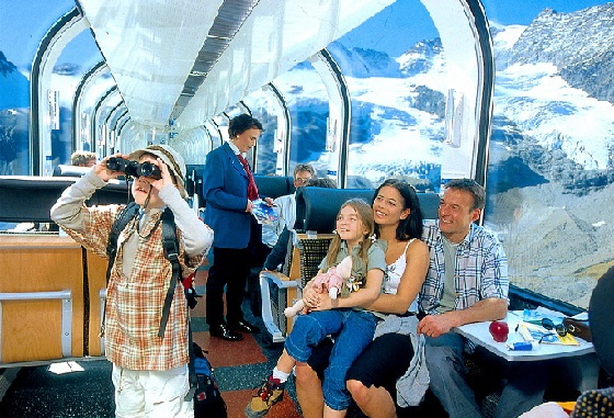 trenes Suiza Viajes en tren más pintorescos de Suiza