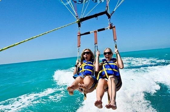 Parasailing En Miami Beach