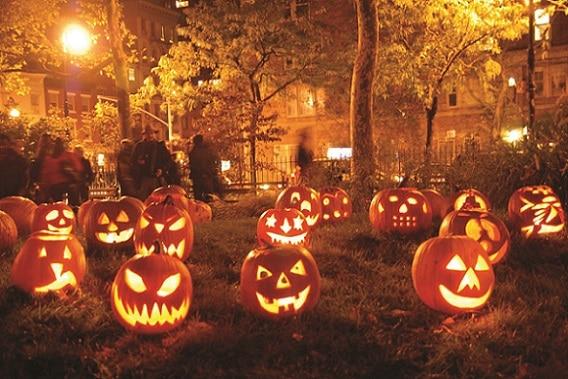 Halloween Francia