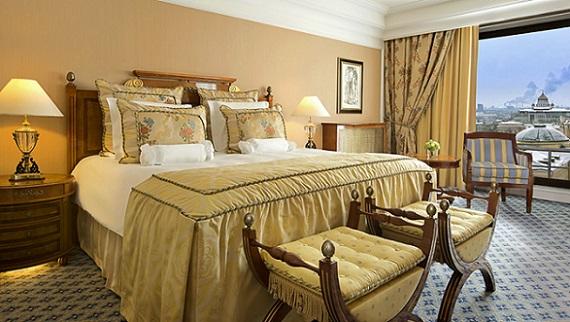 Hoteles Moscu