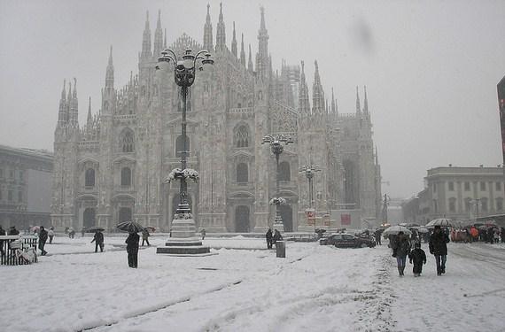 Invierno en Milan