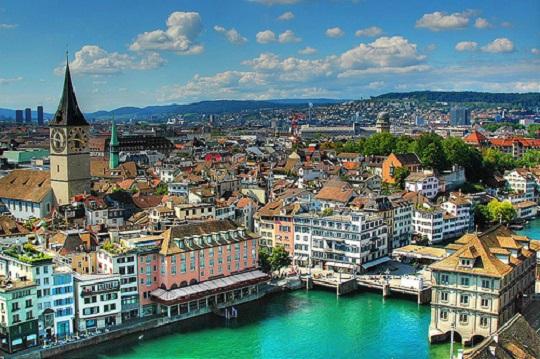 Zurich turismo