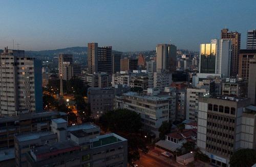 Vistas de Caracas