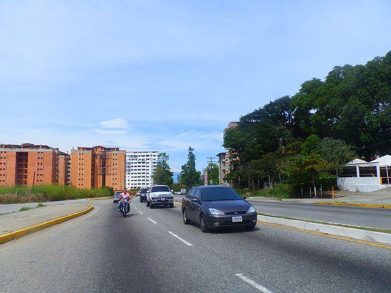 Carretera de Mérida