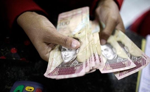 moneda Venezuela