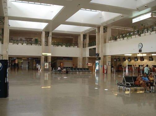 Aeropuerto jerezano