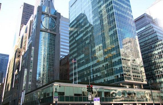Lever house un edificio innovador en nueva york - Oficina de turismo nueva york ...