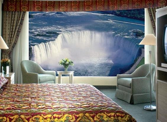 Habitaciones deluxe con fantásticas vistas de las Cataratas del Niágara