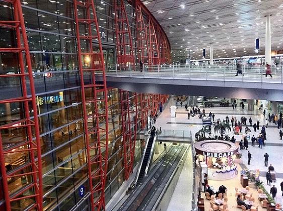 El Aeropuerto Internacional de Beijing fue inaugurado en 1958