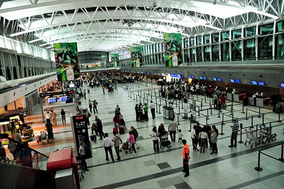 El Aeropuerto Internacional de Ezeiza fue votado como el tercer mejor en América del Sur