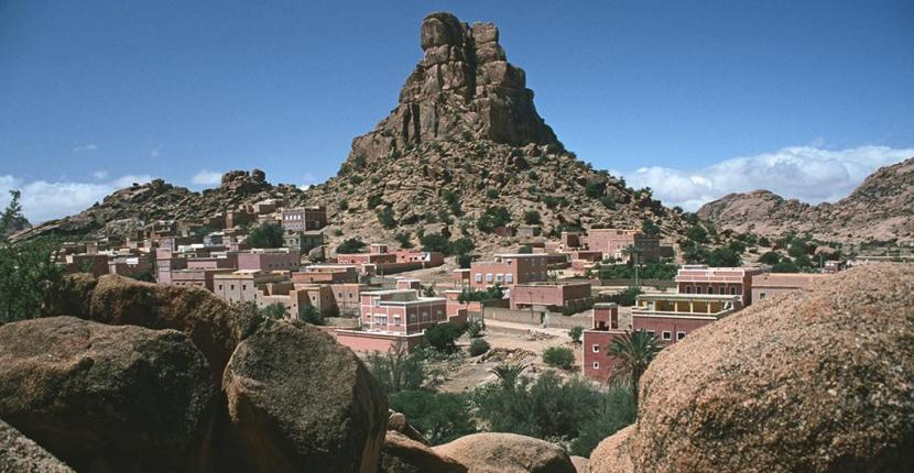 Antiatlas en Marruecos