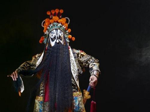 Máscara de ópera china