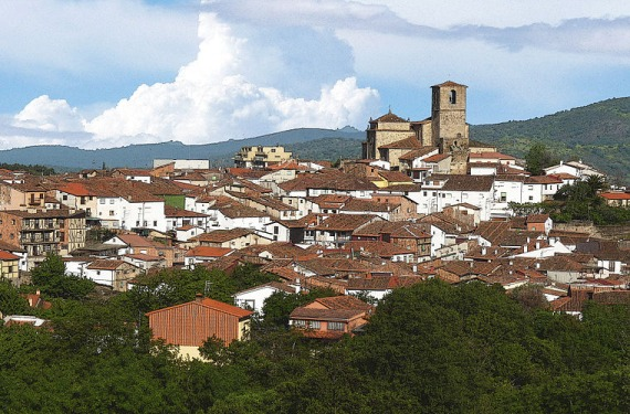 Hervas en Cáceres