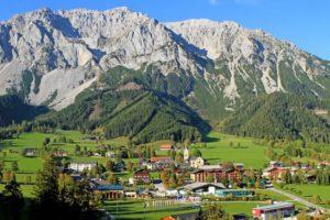 Sommerurlaub Ramsau Dachstein
