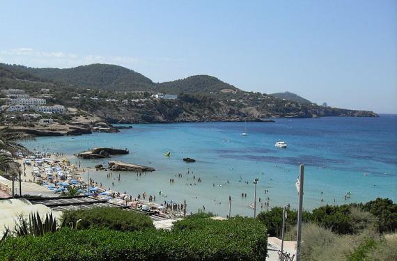 Cala en Ibiza