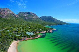 Sector Turismo en Tasmania