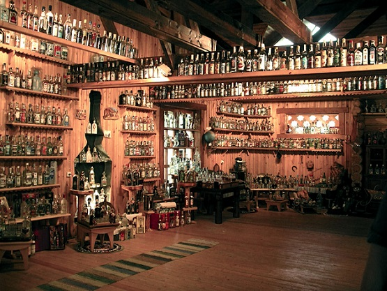 El Vodka es un elemento importante en la vida rusa