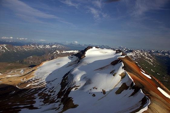 volcanes Canada