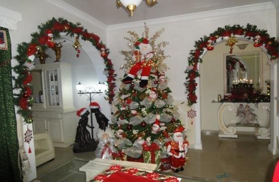 decoraciones tradicionales de navidad en venezuela