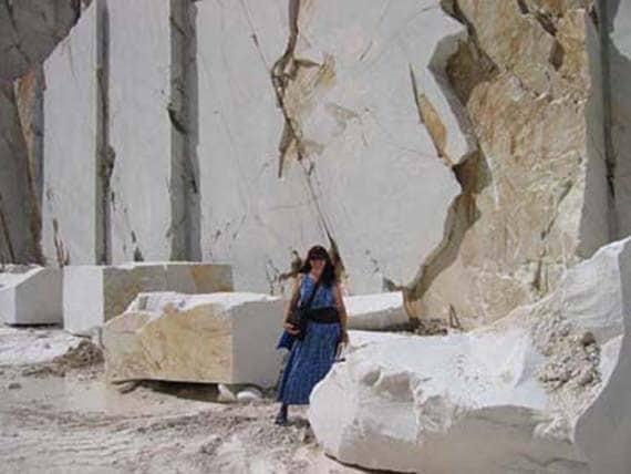 Carrara y su m rmol for Origen del marmol