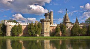 Castillo Franzensburg