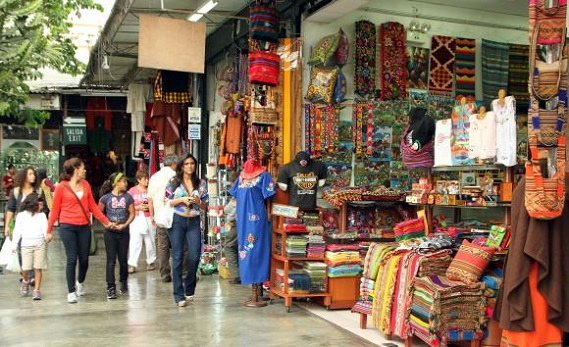 Mercado Inca de Miraflores