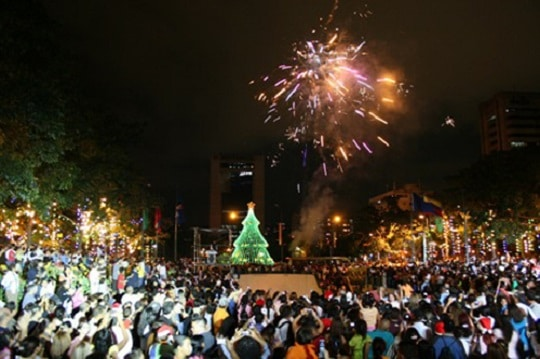 fiesta-de-fin-de-año Venezuela