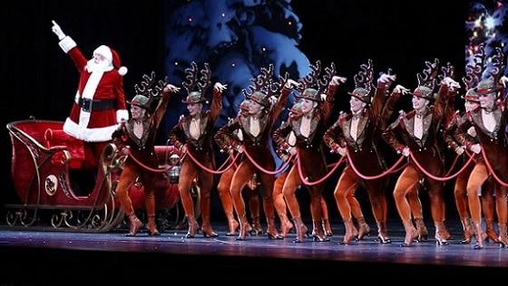 Musicales de Navidad en Nueva York