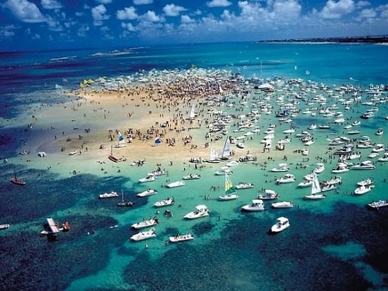 Playas relajantes en Maceió