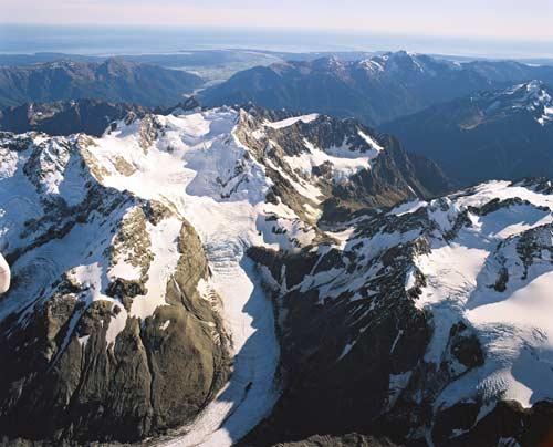 Glaciar Gotley