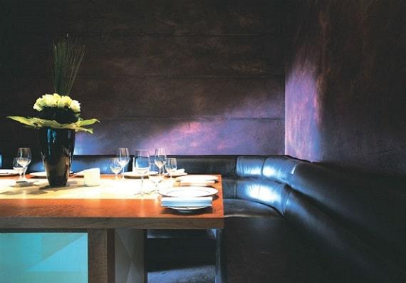 Marcus Wareing es uno de los exclusivos restaurantes ubicados en hoteles elegantes de Londres