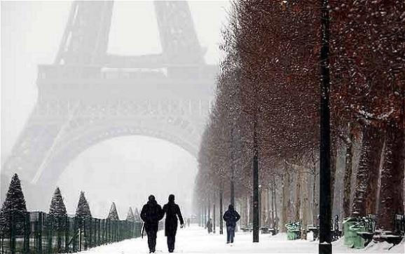 París en invierno