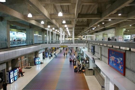 aeropuerto Caracas