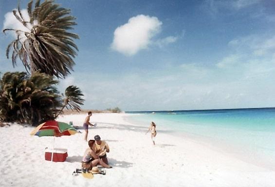 playas Isla Margarita