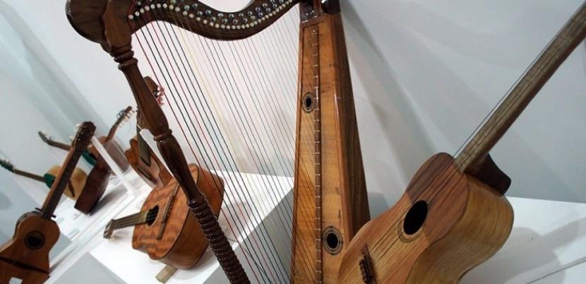 Instrumentos típicos de Venezuela
