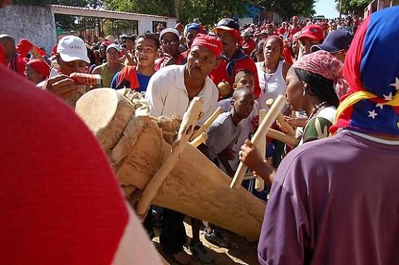 tambores Venezuela