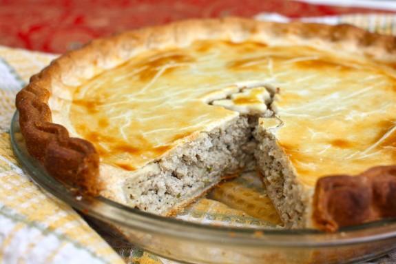Tourtiere, el plato tradicional de Navidad y Año Nuevo en Quebec