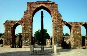 Pilar de Hierro de Delhi