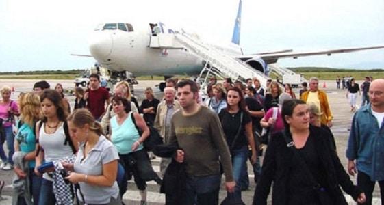 Turistas Venezuela